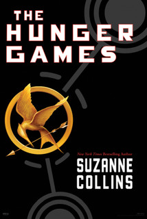 The Hunger Games Book Cover Design Poster 24x36