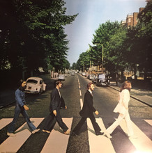 The Beatles Abbey Road Music Poster 24x24