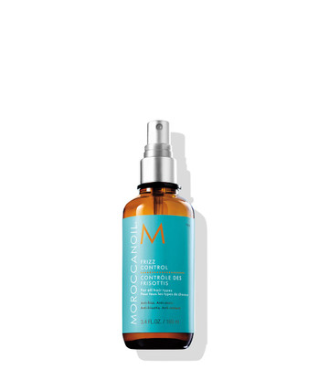 Tame frizzy hair and control static in any weather! Moroccanoil® Frizz Control is specifically formulated for all hair types prone to frizz—healthy, dry, curly or straight.