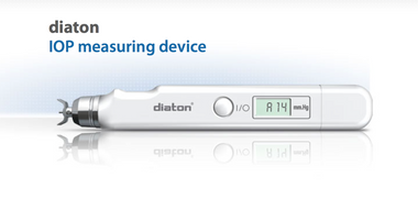 Diaton Digital Portable Non Contact Tonometer