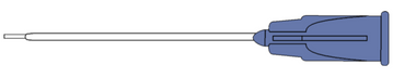7823 Subretinal Fluid Cannula 23G - 3mm Tubing Extension
