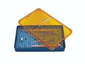 Instrument Sterilization Tray 7.5'' x 4'' x 1.5'' (CP471D1)