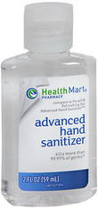 HM HAND SANITIZER 70% 2 OZ