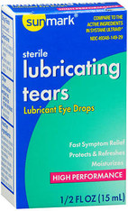 SM LUBRICATING ULTRA TEARS.5OZ