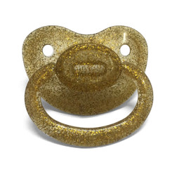 Glittery Adult Baby Pacifiers