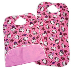Hello Kitty Adult Bib