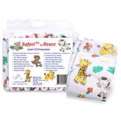 Rearz Safari Adult Baby Diapers