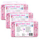 Rearz Princess Pink Adult Baby Diapers Package