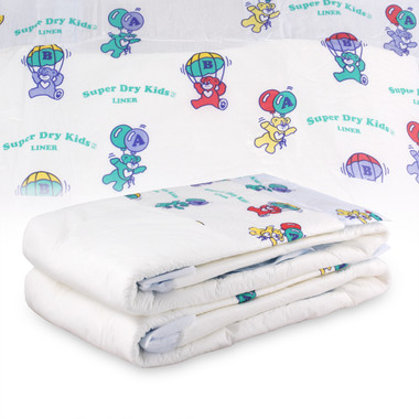 Super Dry Kids Adult Baby Diapers Fun Pack
