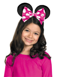 Minnie Mouse Bowtique Chld Os