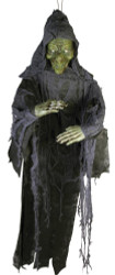 Witch  6 Ft Poly Foam Prop