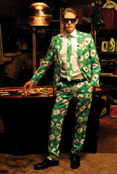 Poker Face Suit Size 40