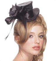 Top Hat Mini Black