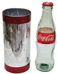 Self-filling Coke Bottle