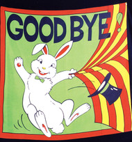Good Bye Silk 36 Inch Sq