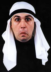 Arab Headpiece 1 Sz