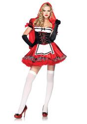 Divine Miss Red Bk/rd Sm