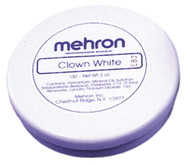 Clown White 2 Oz