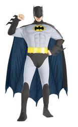 Batman Musc Chest Adult Lg