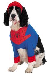 Spiderman Dog Small