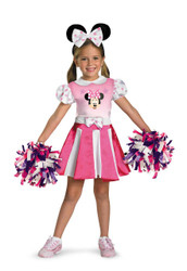 Minnie Mouse Cheerleader 2t