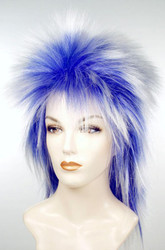 Punk Sh Blue/white