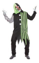 Cleaver The Clown Costume Adul
