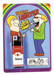 Squirt Lighter Dlx Carded