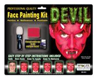 Devil Makeup Kit Wolfe Bros