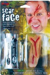 Fx Kit Scar Face