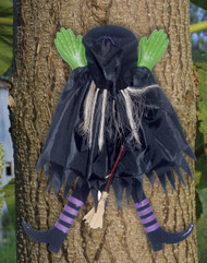 Tree Trunk Witch Assorted