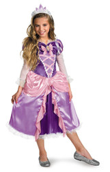 Rapunzel Tangled Dlx 3t-4t