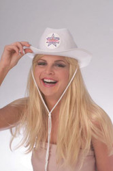 Dallas Cheerleader Hat Adult