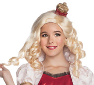Eah Apple White Child Wig