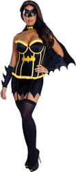 Batgirl Deluxe Adult Small