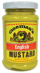 Snake Mustard Bottle