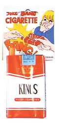 Shooting Cigarettes