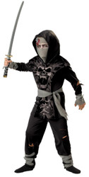 Dark Zombie Ninja 2b Chld 10