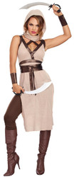 Desert Warrior Woman Small