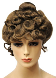 Gibson Girl Straw Blonde