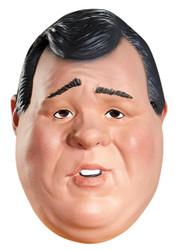Gov Chris Christie 1/2 Mask