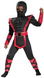 Ninja Toddler Muscle 3t-4t