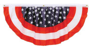 Stars Stripes Fabric Bunting
