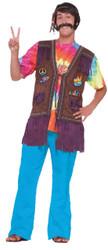 Hippie Peace Vest