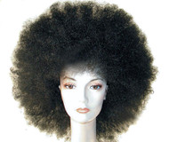 Afro Discount Jumbo Med Brown