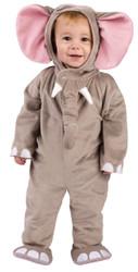 Cuddly Elephant Infant 6-12m