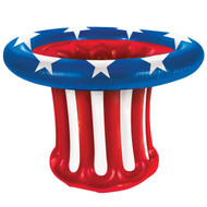 Inflatable Patriotic Hat Coole