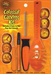 Pumpkin 10 Pc Ultimate Carving