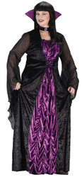 Countess Of Darkness Plus Size