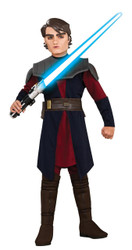Anakin Skywalker Dlx Child Lge